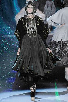 It's ian [이츠이안] :: [collection]John Galliano(존 갈리아노) Fall 2009 Ready to wear