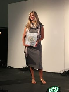 So proud of my dear friend, Heather Ross, who gave an inspiring keynote at IDS Vancouver. Photo: The Vancouverite