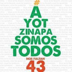 #AYOTZINAPA SOMOS TODOS