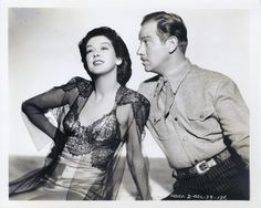 Rosalind Russell and Melvyn Douglas