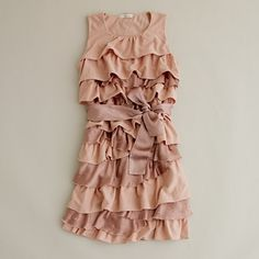 This is cute, and I am thinking the ruffles could help hide a post-baby belly!