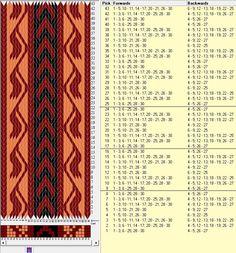 30 tarjetas, 3 colores, repite cada 8 movimientos // sed_251 diseñado en GTT