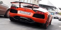 DMC Lamborghini Aventador LP900SV en Malaisie