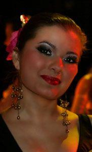 Статья: Сценический макияж для фламенко! Divadance / Диваданс обучение танцу в Санкт-Петербурге (г.Спб)
