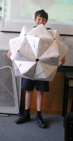 Math Craft Monday: Community Submissions (Plus How to Make a Modular Origami…