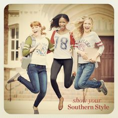 Show us your Southern Style on @Instagram for a chance to win a Belk shopping spree! Enter now! https://belk.promo.eprize.com/southern/