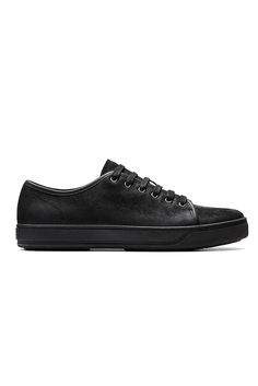 cfce907abdcf Vince Austin Waxed Leather Sneaker