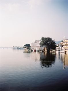 hanuman ghat, across from the banks of lake pichola, udaipur