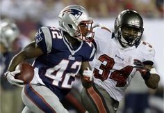 Welcome to the NFL ~ Jeff Demps running  a distance