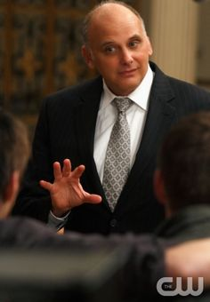 Point of No Return--  Kurt Fuller as Zachariah in SUPERNATURAL on The CW. Photo: Jack Rowand/The CW ©2010 The CW Network, LLC. All Rights Reserved.