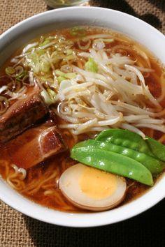 2012.09.15 マルちゃん正麺の醤油ラーメンw