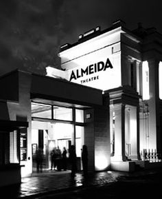 Almeida Theatre, Almeida Street, Islington, London.