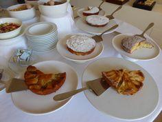 """Prima colazione, """"Relais La Sommita Hotel"""", Ostuni Puglia Italia (Luglio)"""