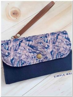 Some of you may not know that I got my start in business by sewing bags and wallets. Leather Diary, Diy Wallet, Wallets, Sewing, Business, Bags, Fashion, Handbags, Moda