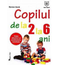 Copilul de la 2 la 6 ani (ed. tiparita) Kids And Parenting, Reading, Books, Movies, Libros, Films, Book, Reading Books, Cinema