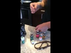 How To Make a Morphine Bomb Using Young Living Essential Oils - YouTube