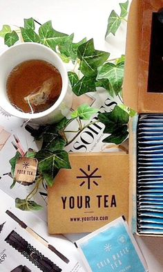 Drink Your Tea's Skin Magic whenever you need help clearing up those stubborn breakouts.