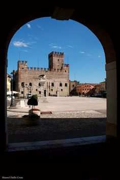 The Castle of Marostica - Marostica (Vicenza), Veneto, Italy