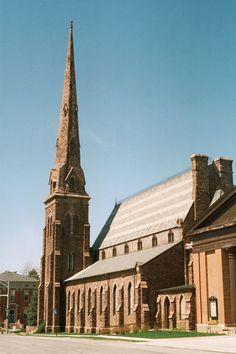 First Presbyterian Church, Albion, NY