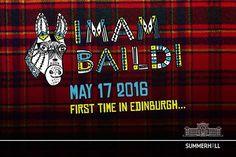#imambaildi #edinburgh Edinburgh, First Time, Broadway Shows, Posters, Poster