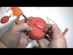 JBL Clip 2 Portable Bluetooth Speaker Unboxing Review @JBLaudio