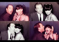 Michael Weatherly and Pauley Perrette. Ncis Cast, Pauley Perrette, Michael Weatherly, Fandoms, Movie Posters, Fictional Characters, Beauty, Film Poster, Fantasy Characters