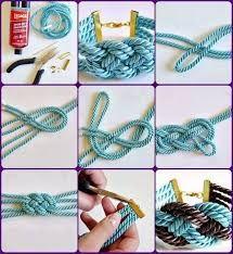 Risultati immagini per bracciale nodo marinaio pinterest