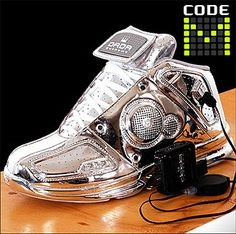 mp3 shoes WoW
