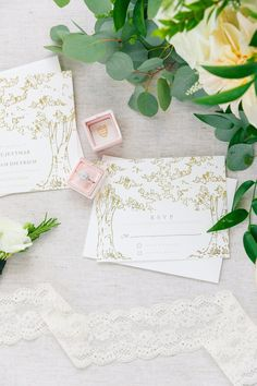 Greenery wedding details: Photography: Dana Cubbage - http://danacubbageweddings.com/home