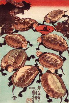 The Strange Visions of Utagawa Kuniyoshi - 50 Watts
