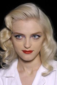 Retro hair.-pin it from carden