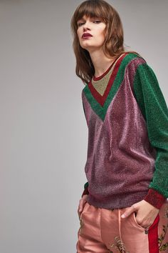 Shop the Farrah Lurex Chevron Sweater and more Anthropologie at Anthropologie. Read reviews, compare styles and more.