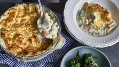 Mum's everyday fish pie with cheese mash The Effective Pictures We Offer You . - Mum's everyday fish pie with cheese mash The Effective Pictures We Offer You About diet recipe f - Enchiladas, Hairy Bikers, Mash Recipe, Recipe Menu, Fish Pie, Google Plus, Thing 1, Fast Metabolism, Living At Home