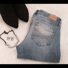 ❣SALE❣NWT AERO Skinny Jean NWT AERO Skinny Jean Jegging Short Lola Jegging. Size 0S.  it's BRAND NEW with Tag! ‼️ NO TRADE NO PP ‼️ ❌⭕️ Aeropostale Jeans Skinny