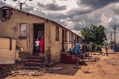 Walking around the colourful South African townships, Langa in Cape Town and Soweto in Johannesburg. Johannesburg City, Cape Town, South Africa, Character Design, Behance, African