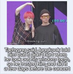 ୨୧ ୨୧⁣ taehyung regretted it lmfao Bts Taehyung, Bts Jimin, Korean Drama Quotes, Bts Facts, Bts Quotes, Bts Stuff, About Bts, Bts Boys, Taekook
