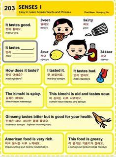 Easy to Learn Korean Language 201 ~ 210 Korean Words Learning, Korean Language Learning, How To Speak Korean, Learn Korean, Language Study, Learn A New Language, Learn Hangul, Korean Alphabet, Korean Lessons