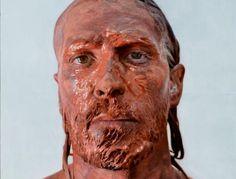 Eloy Morales - Pintura en mi cabeza V - 160 x 160 cm