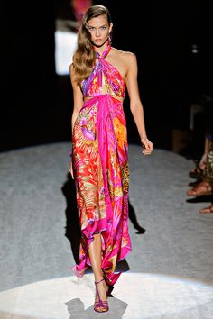 Salvatore Ferragamo Spring 2012 RTW - Review - Collections - Vogue