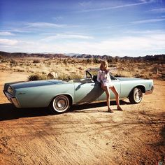 Martha Hunt is desert cool in this sunny image