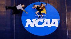 NCAA's next week....