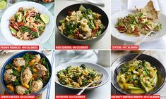Filling but not fattening: How to eat well for 500 calories or less