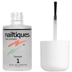 Nailtiques Nail Protein, $15.66 from Amazon.