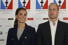 Prince William Photos - The Duke and Duchess of Cambridge Attend the America's Cup World Series - Zimbio