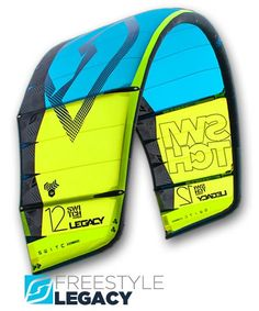 Legacy | Real Freestyle Performance anyone can enjoy | Switch Kiteboarding