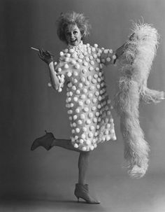 Phyllis Diller, Comedianne and Actress