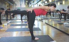Love, LOVE Hot Yoga classes at Core Power!