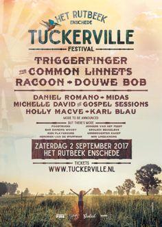 Ilse DeLange presenteert Triggerfinger, Racoon en Douwe Bob op Tuckerville 2017