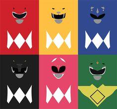 Gotta love the Power Rangers