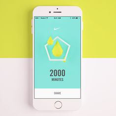 Nike+TC on Behance